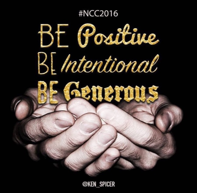 Positive,Intentional,Generous